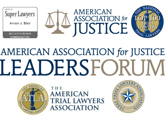 Top Trial Lawyer Awards and Recognition